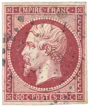 France : n°17B obl. TB