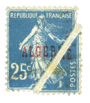 Algérie : n°14 obl.