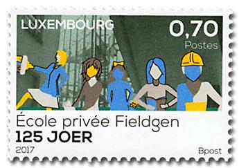n° 2066/2068 - Timbre LUXEMBOURG Poste