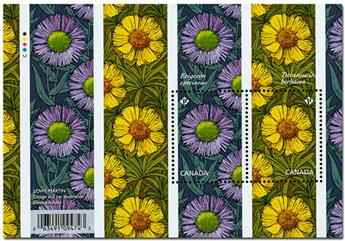 n° 3337/338 - Timbre CANADA Poste
