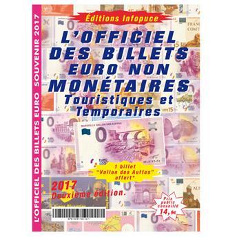 L´OFFICIEL DES BILLETS NON MONETAIRES BILLETS TOURISTIQUES ET TEMPORAIRES