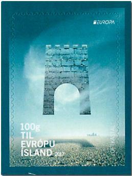 n° 1451/1452 - Timbre ISLANDE Poste (EUROPA)