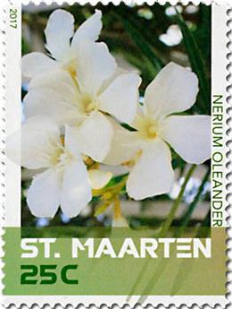 n° 397/401 - Timbre SAINT-MARTIN Poste