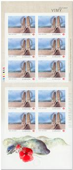 n° C3345 - Timbre CANADA Carnets