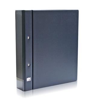 "RELIURE CLASSIC ""COMPACT A4"" - SAFE® (Bleu)"