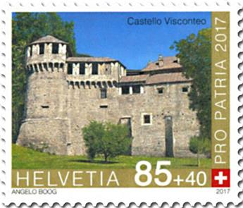 n° 2417/2418 - Timbre SUISSE Poste