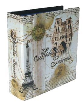 """ALBUM MEDAILLES SOUVENIR """"MONNAIE DE PARIS"""" - SAFE®"""