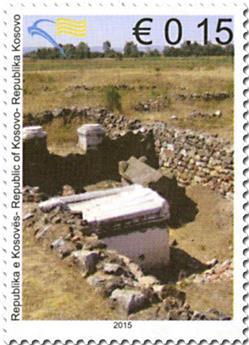 n° 199B - Timbre KOSOVO Poste