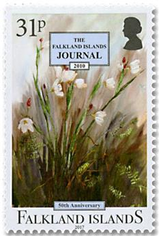 n° 1247/1250 - Timbre FALKLAND Poste