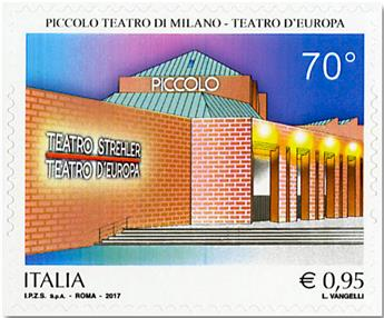 n° 3741/3742 - Timbre ITALIE Poste