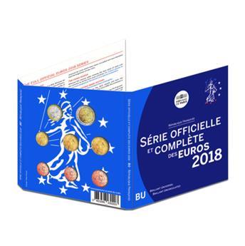 BU : FRANCE 2018