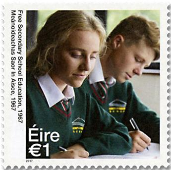 n° 2218 - Timbre IRLANDE Poste