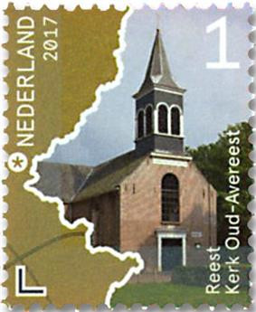 n° 3486 - Timbre PAYS-BAS Poste