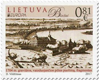 n° 1089/1090 - Timbre LITUANIE Poste (EUROPA)