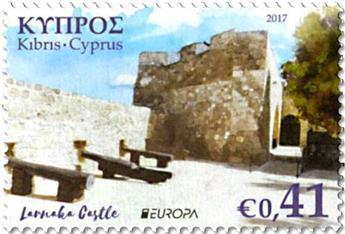 n° 1382/1383 - Timbre CHYPRE Poste (EUROPA)