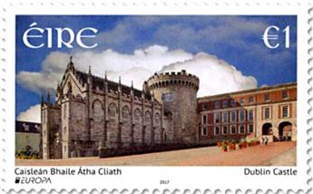 n° 2206 - Timbre IRLANDE Poste (EUROPA)