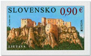 n° 716 - Timbre SLOVAQUIE Poste (EUROPA )
