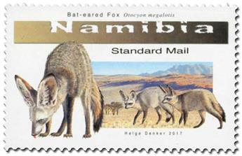 n° 1400/1404 - Timbre NAMIBIE Poste