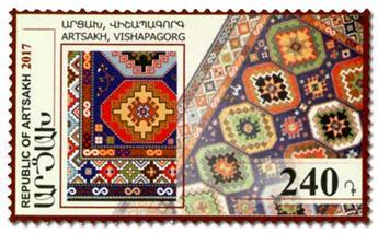 n° 118/119 - Timbre ARMENIE Poste