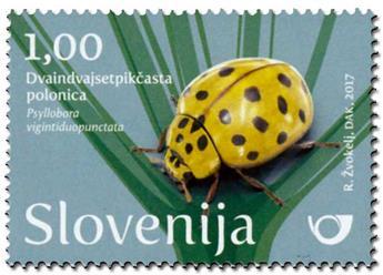 n° 1059/1061 - Timbre SLOVENIE Poste