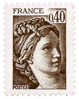 n°2118a** - Timbre FRANCE Poste