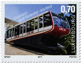 n° 2088 - Timbre LUXEMBOURG Poste