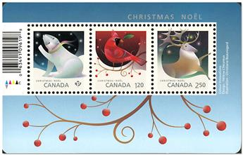 n° 3439 - Timbre CANADA Poste