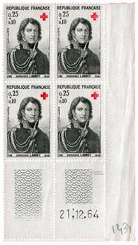n°1434** - Timbre FRANCE Poste