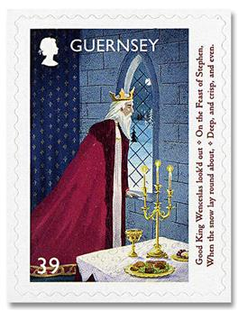 n° 1667/1673 - Timbre GUERNESEY Poste