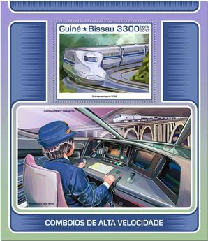 n° 1340 - Timbre GUINÉE-BISSAU Blocs et feuillets