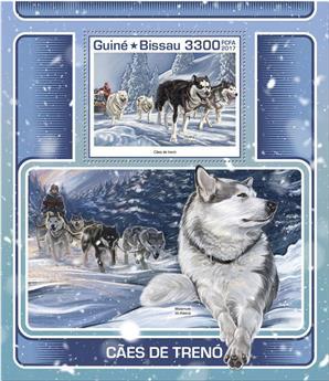 n° 1345 - Timbre GUINÉE-BISSAU Blocs et feuillets