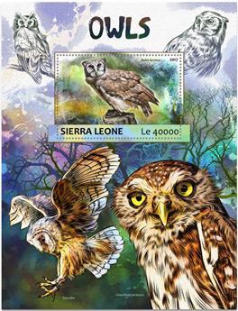 n° 1156 - Timbre SIERRA LEONE Blocs et feuillets