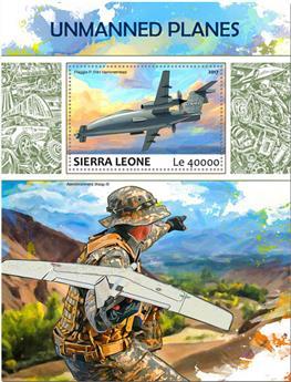 n° 1241 - Timbre SIERRA LEONE Blocs et feuillets