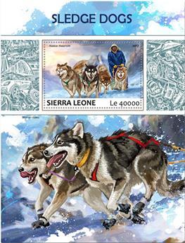 n° 1246 - Timbre SIERRA LEONE Blocs et feuillets