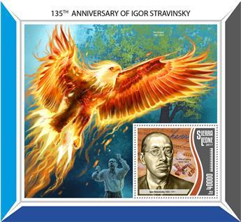 n° 1266 - Timbre SIERRA LEONE Blocs et feuillets