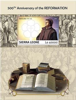 n° 1331 - Timbre SIERRA LEONE Blocs et feuillets