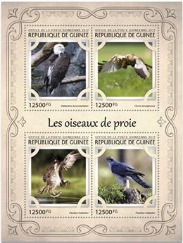 n° 8629/8632 - Timbre GUINÉE Poste