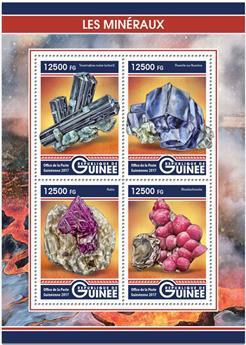 n° 8729/8732 - Timbre GUINÉE Poste