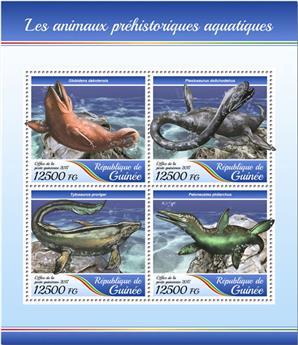 n° 8948/8951 - Timbre GUINÉE Poste