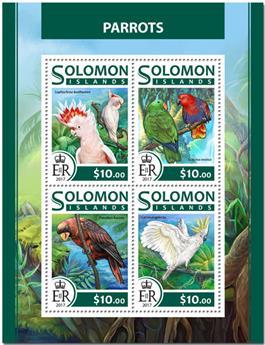 n° 3741/3744 - Timbre SALOMON Poste