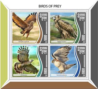 n° 7225/7228 - Timbre SIERRA LEONE Poste