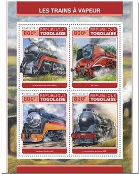 n° 5710/5713 - Timbre TOGO  Poste