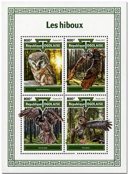 n° 6079/6082 - Timbre TOGO  Poste