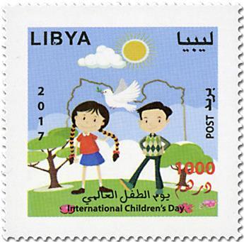 n° 2679 - Timbre LIBYE Poste
