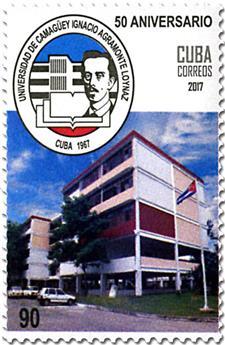 n° 5645 - Timbre CUBA Poste