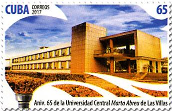 n° 5650 - Timbre CUBA Poste