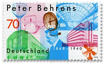 n° 3155 - Timbre ALLEMAGNE FEDERALE Poste