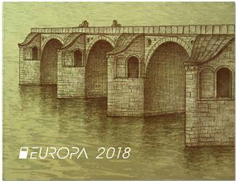 n° C4515 - Timbre BULGARIE Carnets (EUROPA)