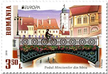 n° 6279/6280 - Timbre ROUMANIE Poste (EUROPA)