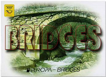 n° C801 - Timbre MACEDOINE Carnets (EUROPA)
